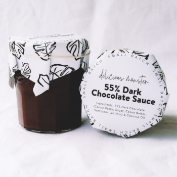 55% Dark Chocolate Sauce