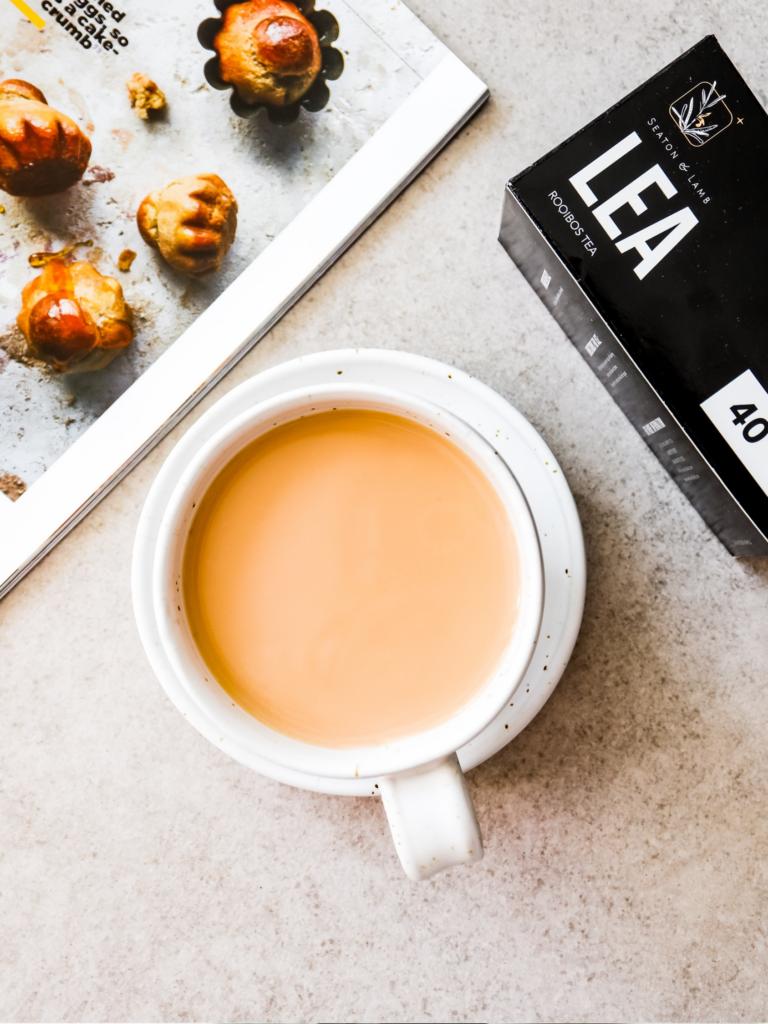 Lea Rooibos Tea - Delicious Monster Portfolio