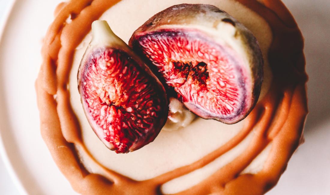 Fig & Cherry Cakelette