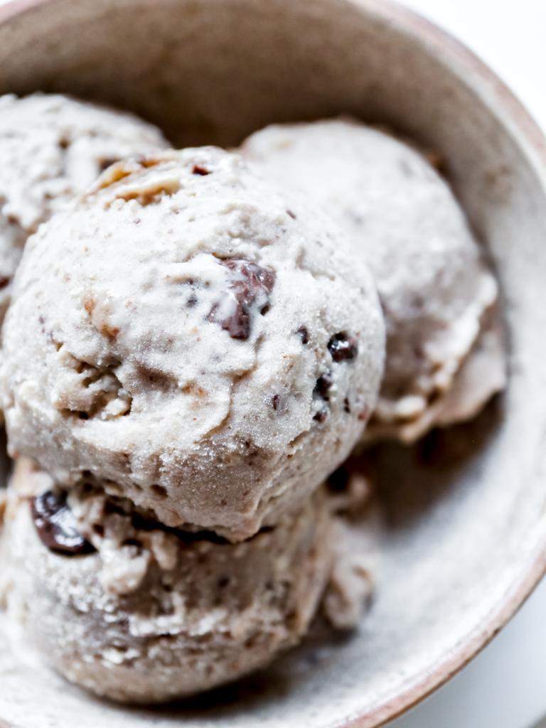 Raw Cookie Dough Nice Cream