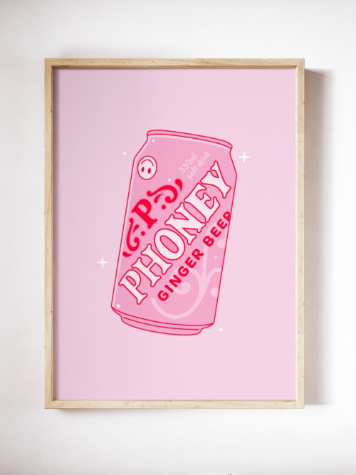Phoney by Little Latsky