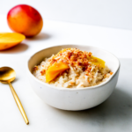 Brown Basmati & Coconut Rice Pudding
