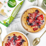 Breakfast Berry Clafoutis with FutureLife®