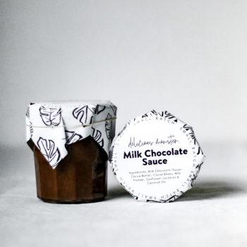 Milk Chocolate Sauce