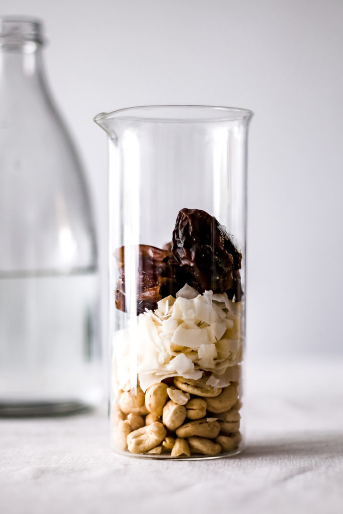 Cashew, Coconut & Chocolate Oat Pudding with FUTURELIFE® Smart Oats® and Ancient Grains